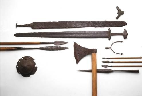 Weapons of Medieval Warfare During the Middle Ages, warriors in Europe developed into an elite class of knights.