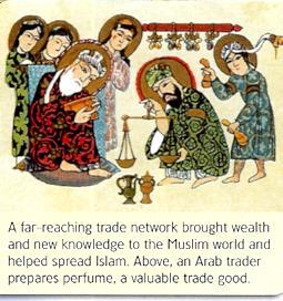 Arabian merchants