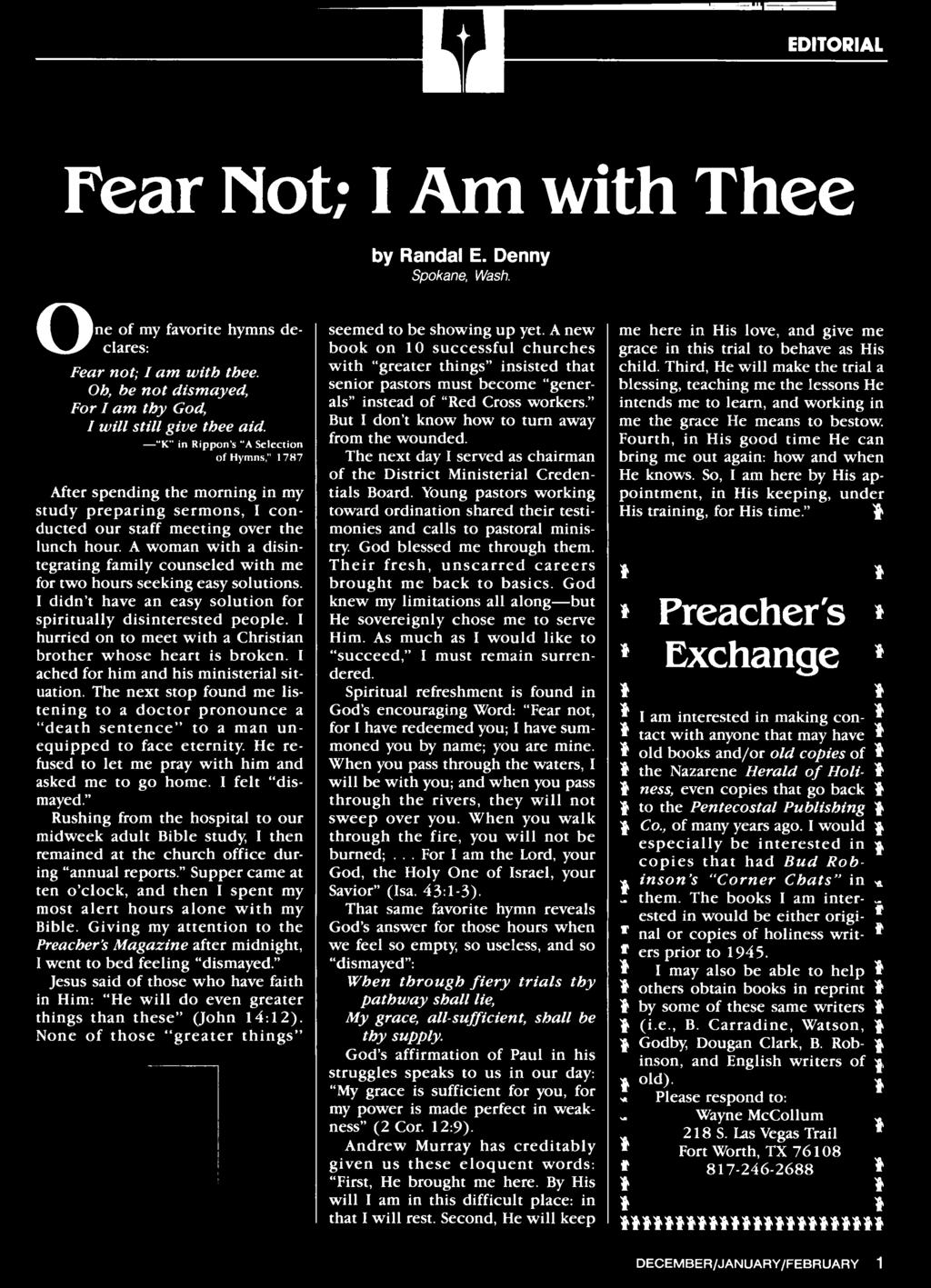 Preachers magazine volume 67 number 02 pdf the next stop found me listening to a doctor pronounce a death sentence to a man stopboris Images
