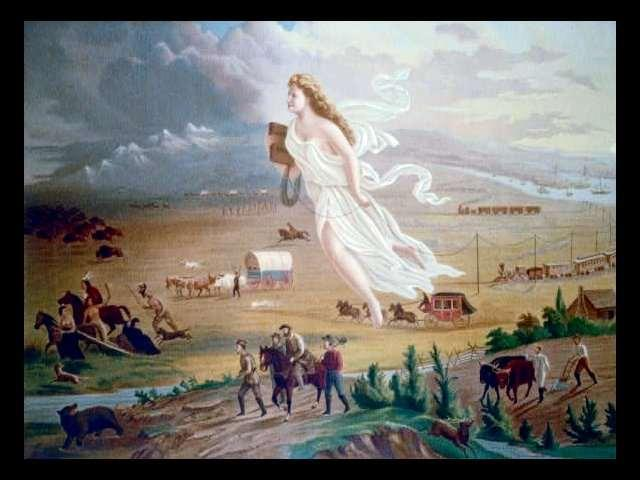 A belief in Manifest Destiny led many Americans to go west in the early 1800s. 2 min. 51 sec.