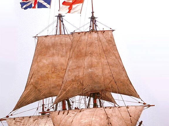 The Mayflower 1620 a group of 102 people [half Separatists] Negotiated with the