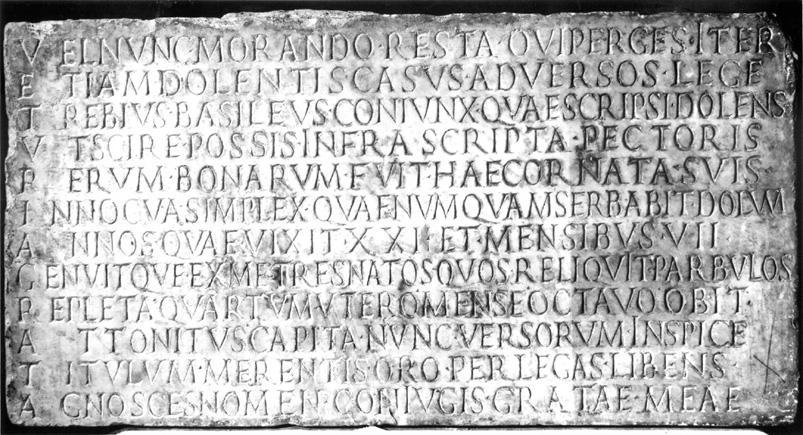 pliny writes to marcellinus about the death of fundanus daughter
