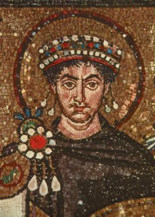 Justinian and the Byzantine Empire, Part 1 -The most notable leader of the Byzantine Empire was a man named Justinian -He ruled the empire from AD 527-565 -He was a very strong leader and under his