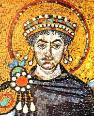 The Byzantine Empire after Justinian -Justinian ruled the Byzantine Empire from AD 527-565 -After his death, the Empire was in serious financial trouble -Justinian essentially bankrupted the empire