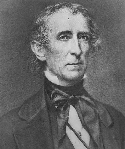 TYLER S PRESIDENCY AFTER THE ELECTION THE WHIG PARTY BEGAN ITS WORK CLAY & WEBSTER AT ITS HEAD WANTED A NEW TARIFF TYLER VETOED IT