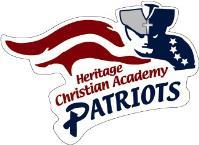 Heritage Christian Academy Raising the bar in Christian Education 12006 Shadow Creek Pkwy Pearland, Texas 77584 Phone: 713.436.8422 www.hcapatriots.