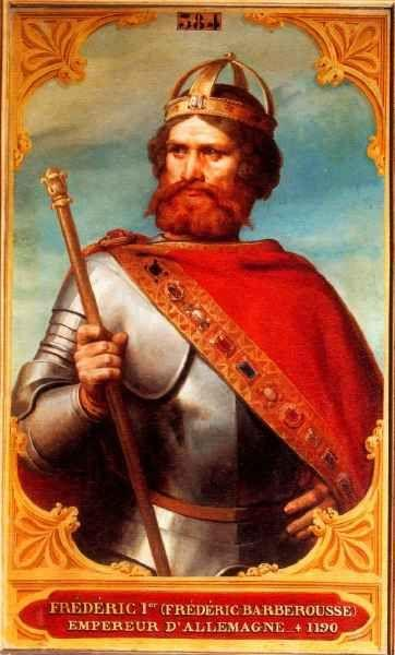 Holy Roman Empire Frederick Barbossa also tried to enlarge the Holy Roman Empire through northern Italy which the popes