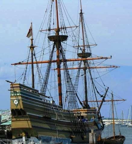Plymouth Colony (1620) PURITANS SETTLE NEW