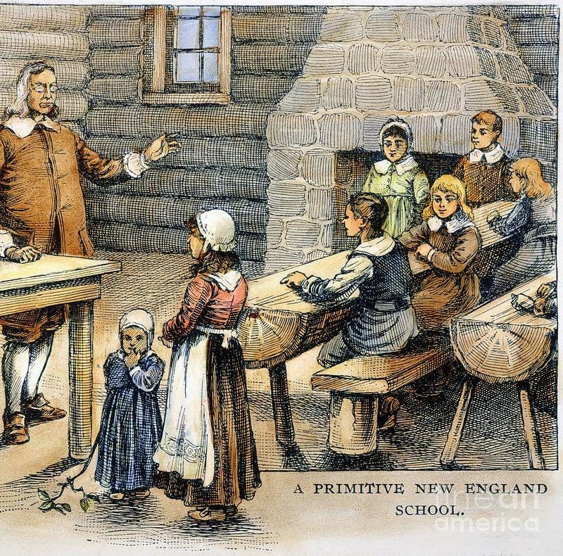 Puritan Life Strict Puritan rules Work ethic Town meetings male members of the church could vote High levels of literacy