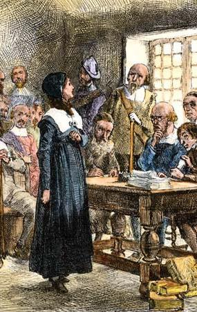 Rhode Island Roger Williams- banished from Massachusetts for radical teachings Founded settlement of Providence (1636) Followed by Anne Hutchinson-
