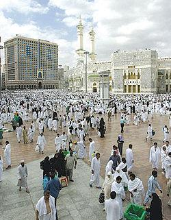Mecca Mecca is the holiest city Vital to the foundation of Islam location