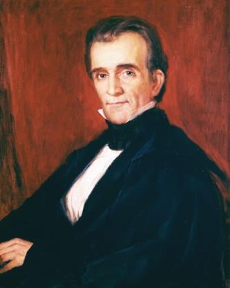 Resolving Territorial Disputes Election of 1844 Democrat James K. Polk presidential platform called for the annexation of the entire Oregon Territory - Fifty-Four Forty or Fight!
