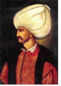 Ottoman Empire: Suleyman the Lawgiver (1520-1566) Selim s son Conquered European city of Belgrade in 1521 Military conquest in N. Africa, C. Europe, E. Med.