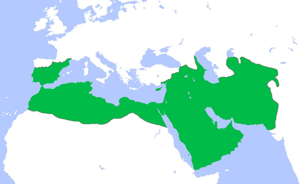 Umayyad Dynasty Ager Ali s death, Umayyad dynasty ruled empire un@l 750 Expanded the