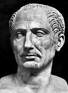 The Roman Empire is Firmly Established Caesar made much needed reforms. He relieved debt. He used his wealth to promote building and entertainment in Rome which pacified his subjects.