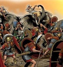 Third Punic War The third Punic war was fought between 149 and