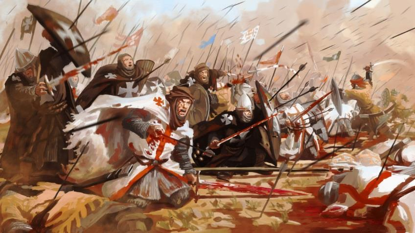 (Muslims) at the Battle of Tours Unexpected victory This prevented the