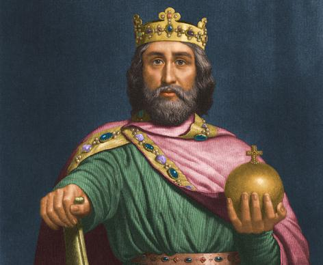 6. Charlemagne 768 CE-Pepin s son Military conquests (60 campaigns) Made defeated