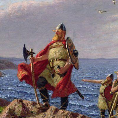 Leif Erikson Leif Erikson set up a short-lived Viking colony on the continent of North America in about the year 1000 Other Vikings opened trade